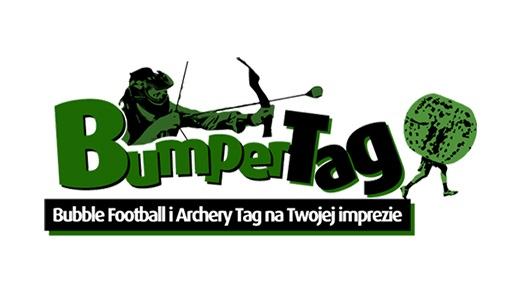 Bumper Tag - paintball na łuki i piłka nożna w dmuchanych kulach